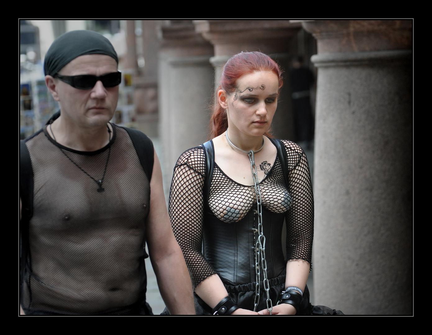 Die Sklavin Foto & Bild | mystik,gothic, szene, wgt Bilder