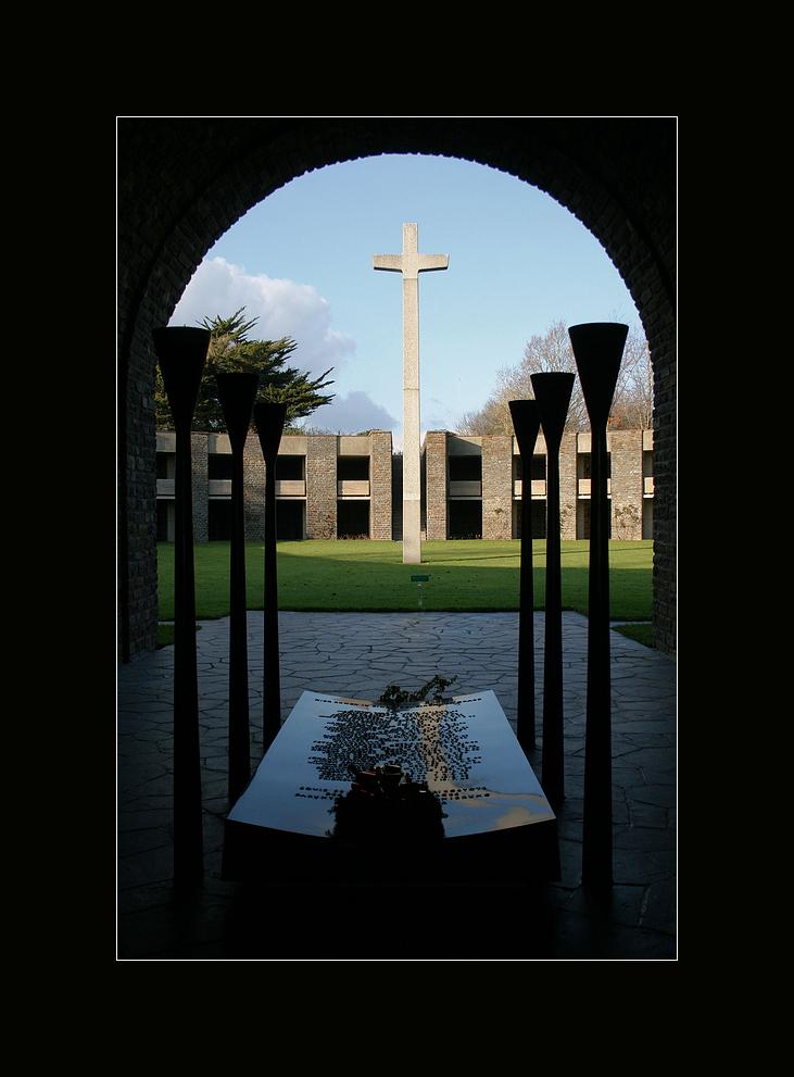 """""""Die Soldatengräber sind..."""