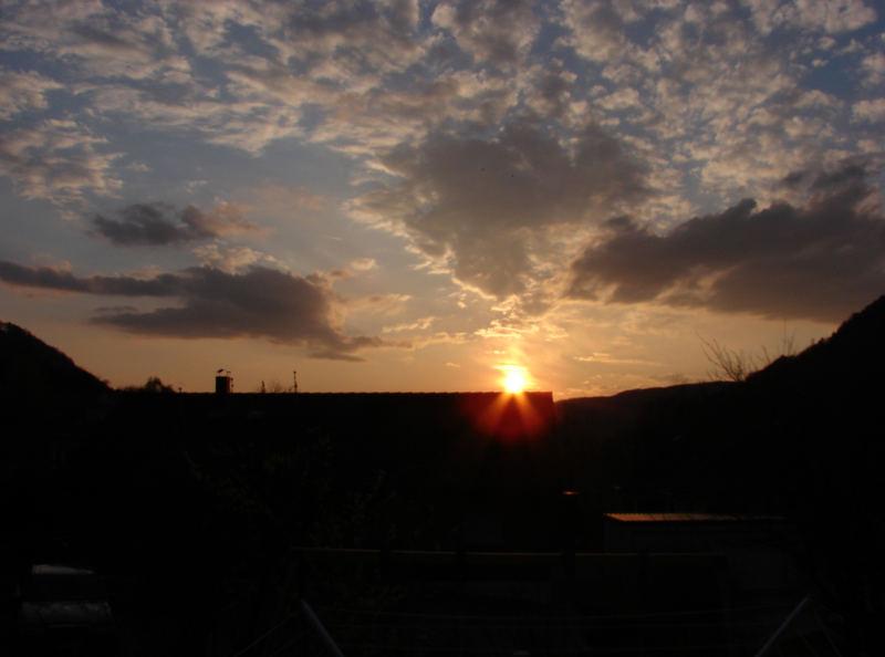 Die Sonne als Mittelpunkt