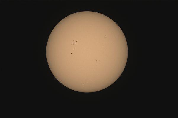 Die Sonne am ITV 2011