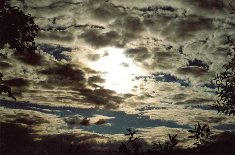 die Sonne....