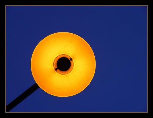 Die Sonne des Nachtschwärmers :-)