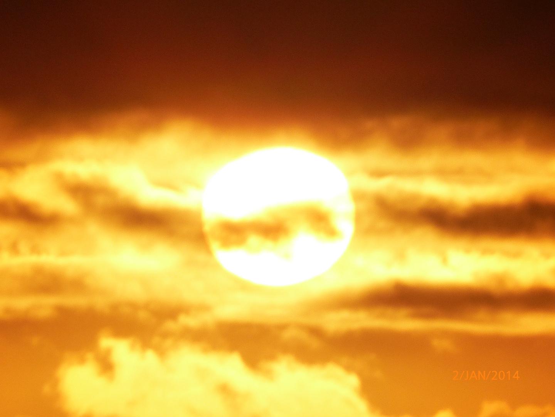 Die Sonne ganz nah