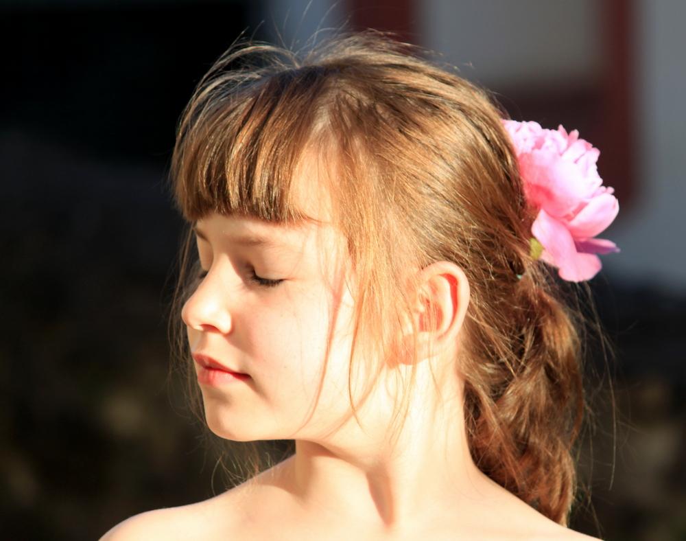 Die Sonne genießen Foto & Bild | kinder, kinder im