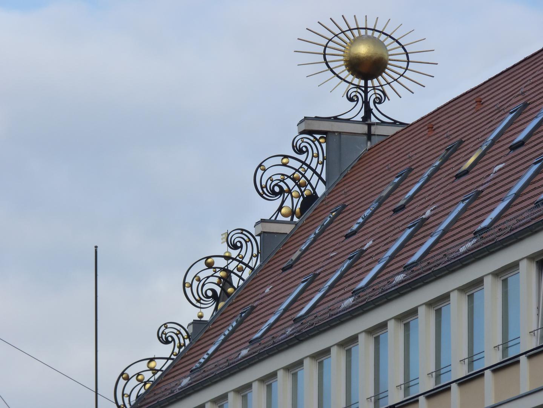 Die Sonne-Haus Sonne