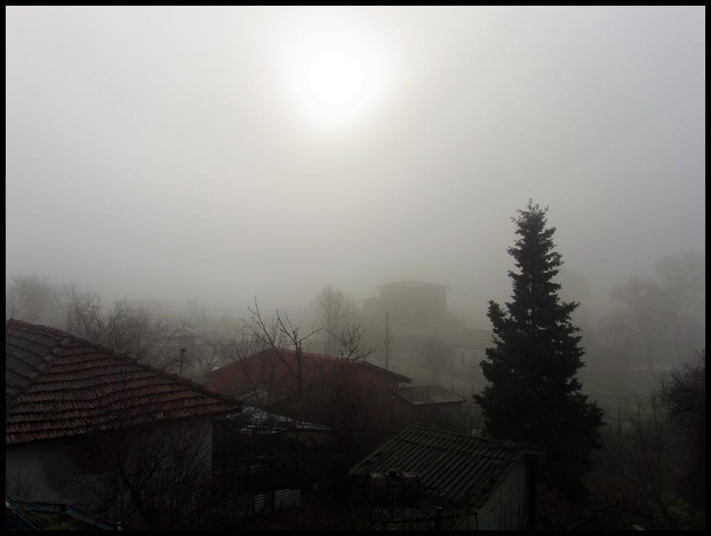 Die Sonne kommt