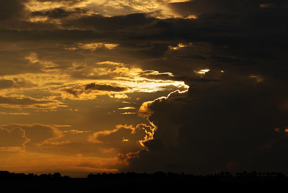 Die Sonne kommt nochmal......