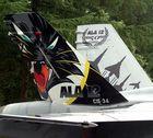 die spanische F18 in Wittmund