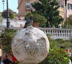 Die spanische Treppe in Rom Teil 4