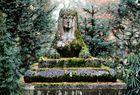 die Sphinx vom Südfriedhof