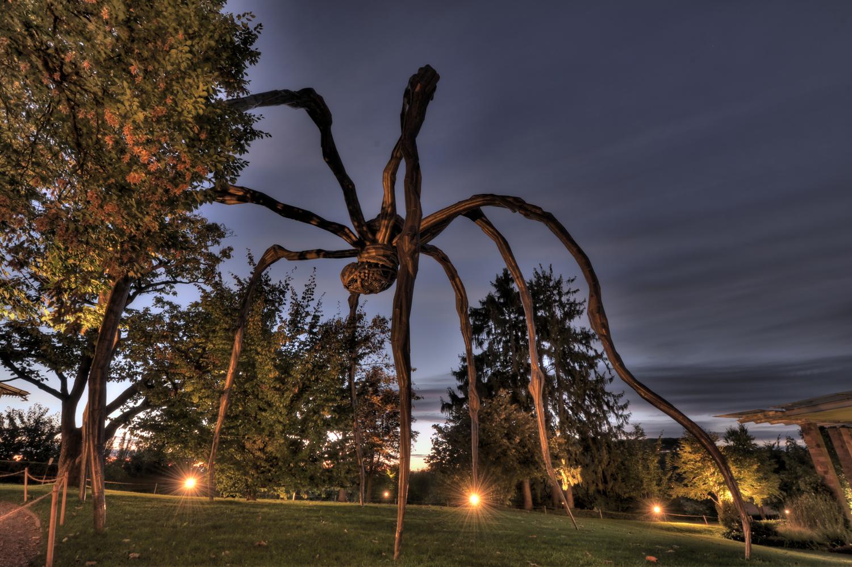 Die Spinne von Louise Bourgeois