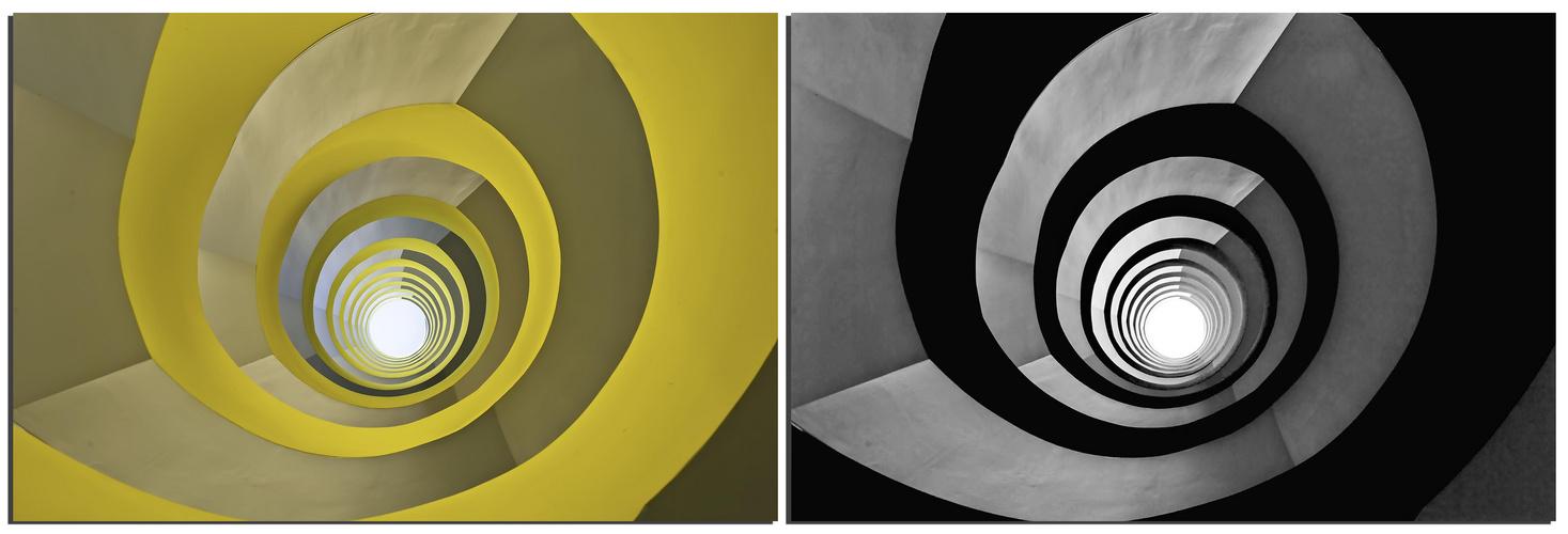 Die Spirale ....