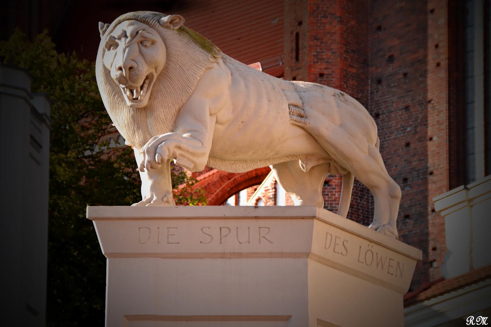 Die Spur des Löwen