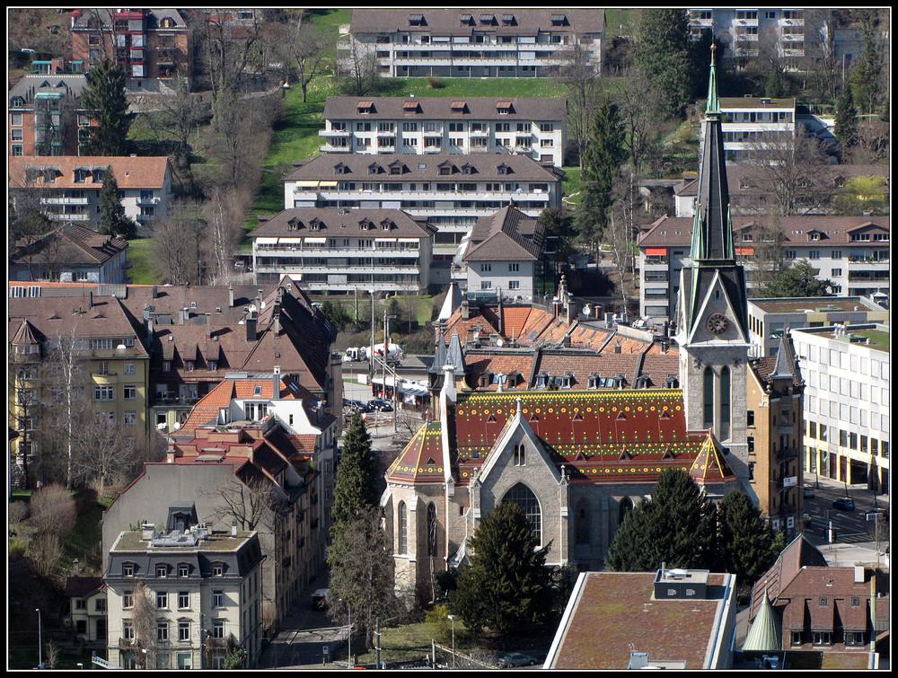Die St. Leonhardskirche im neuen Kleid