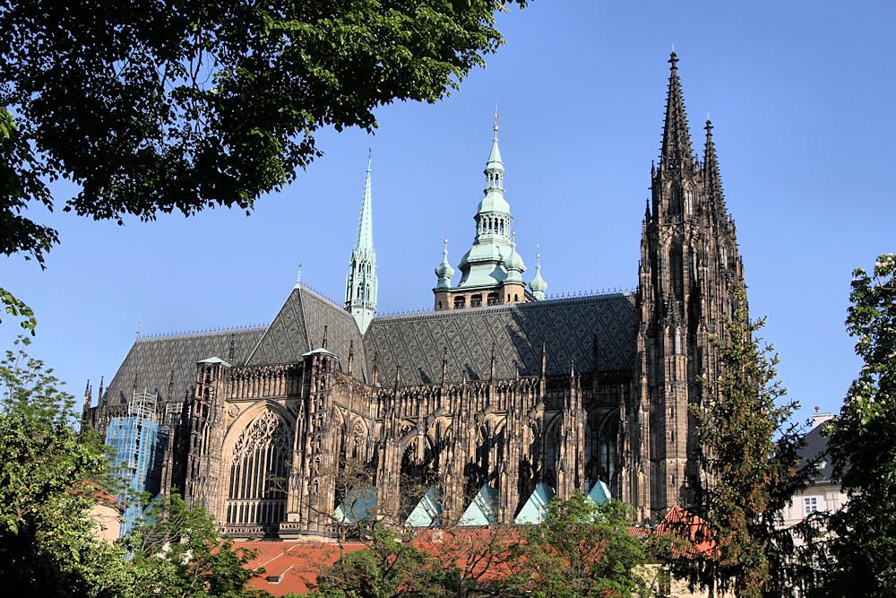 Die St. Veits Kathedrale