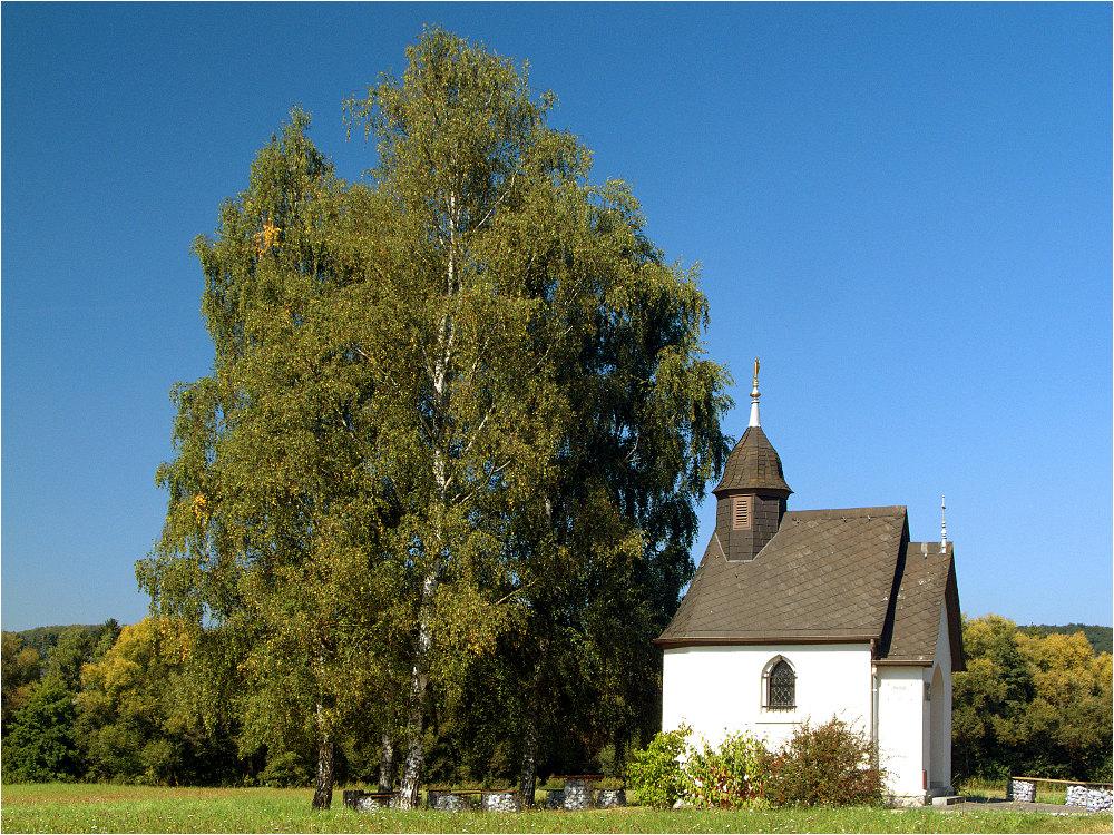 Die St. Wendelinskapelle ...