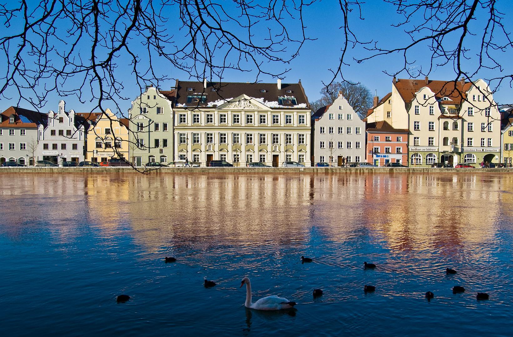 Die Stadt an der Isar