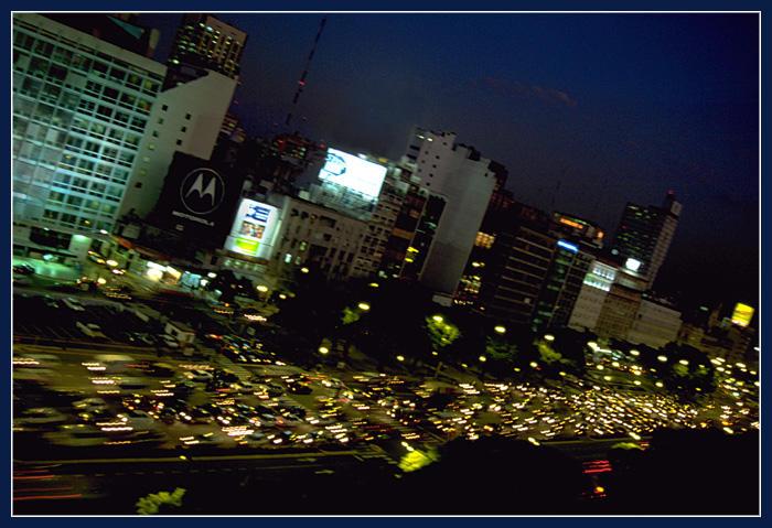 Die Stadt, die niemals schläft