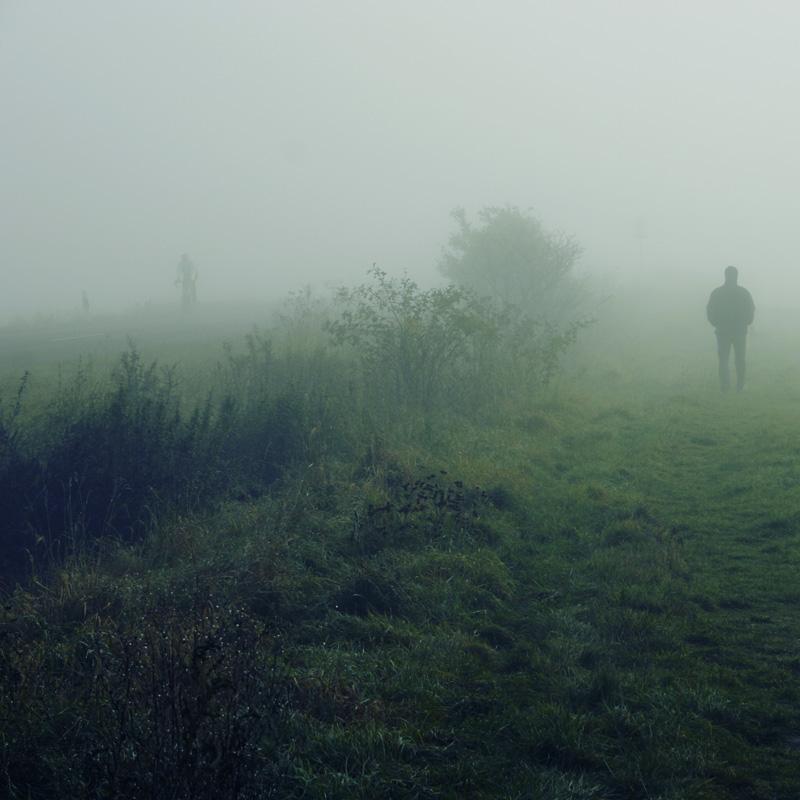 """""""Die Stadt ist ständig von Nebel umhüllt"""