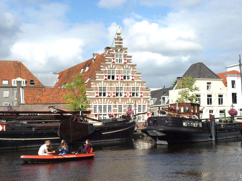 Die Stadt Leiden -7-