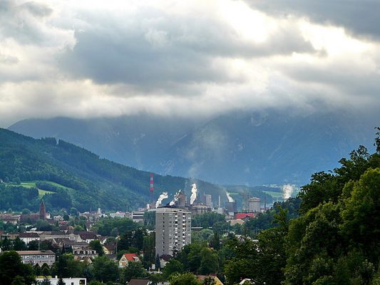 Die Stadt Leoben