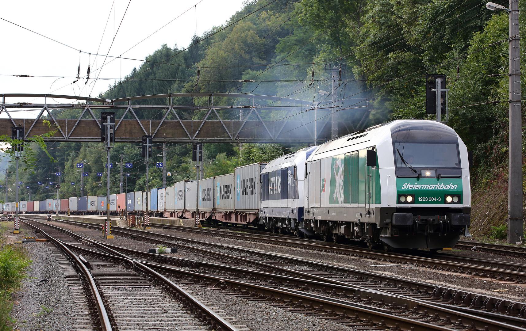'Die Steiermarkbahn - STB'