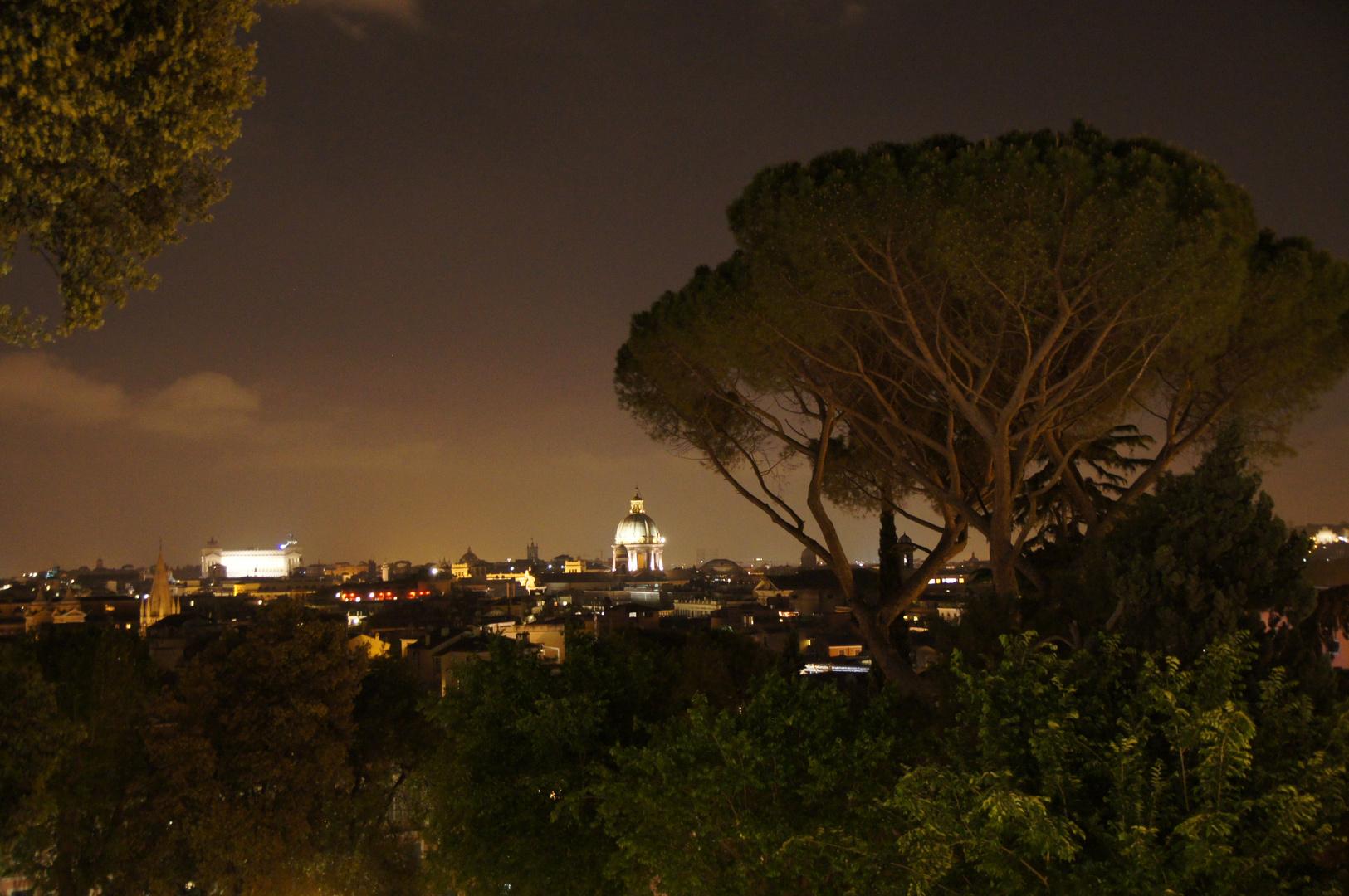 Die Stille in Rom