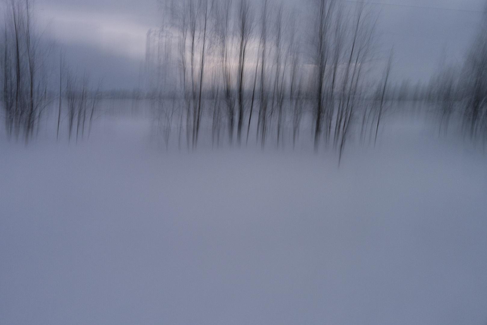 die Stille Lapplands