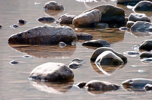 Die stille Welt der Steine