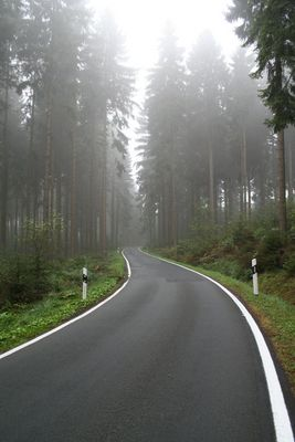 Die Straße ins Nichts