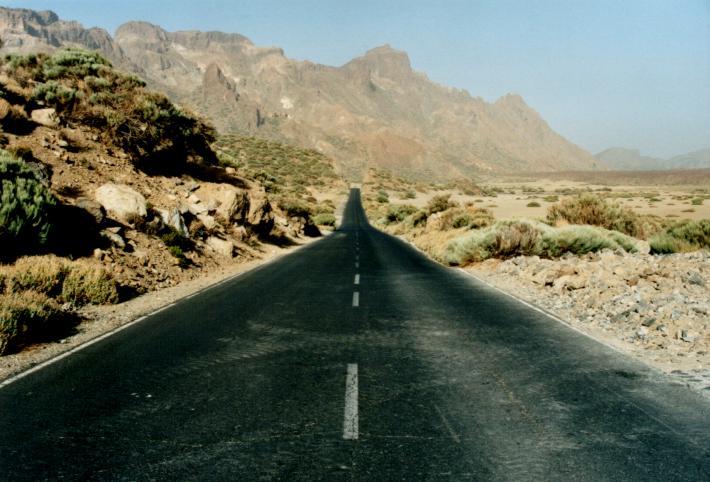 Die Straße in's Nichts