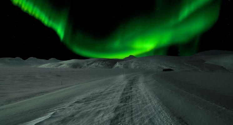 Die Straße zum Licht