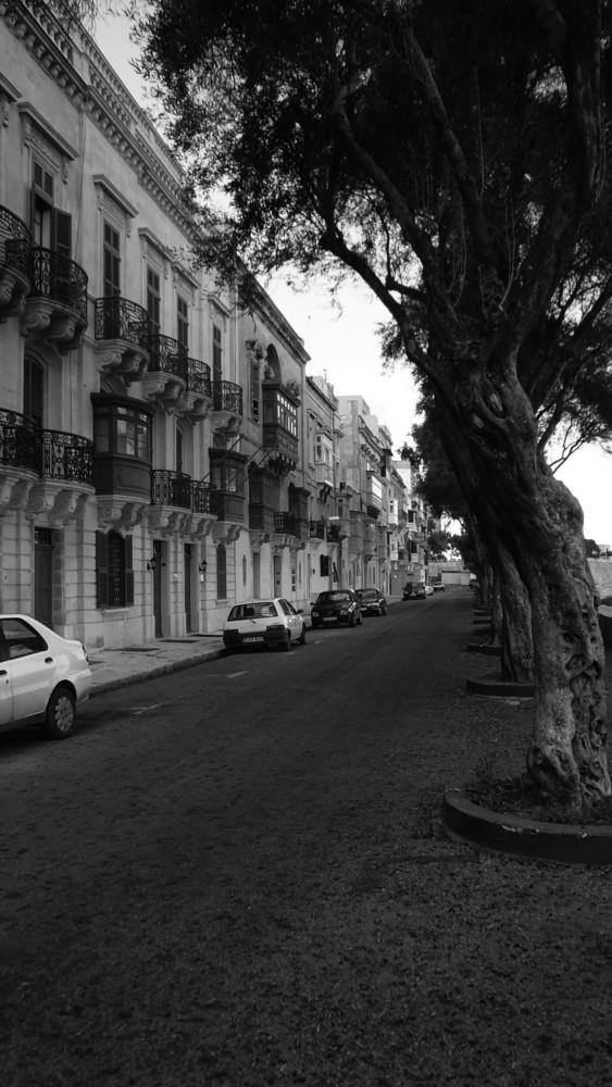 Die Straße zum Meer