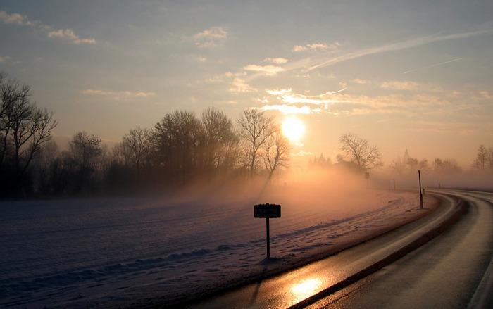 Die Strasse zur Sonne