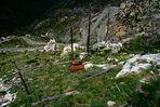 Die Straßen Corsicas...
