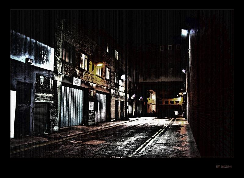 ..die Strassen der Stadt..
