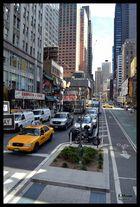 Die Strassen von Manhattan 2
