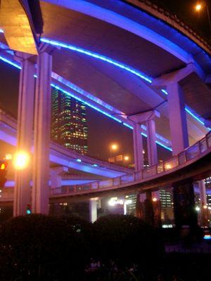 Die Strassen von Shanghai