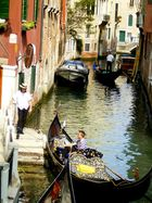 Die Straßen von Venedig