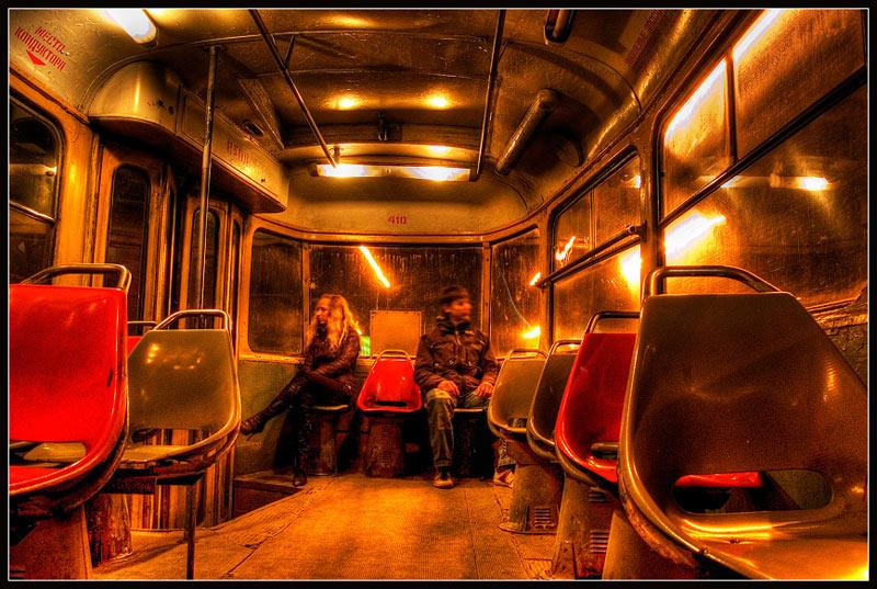 Die Straßenbahn Geschichte