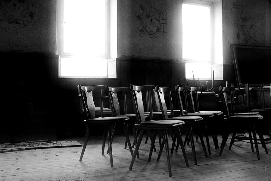 die stühle...