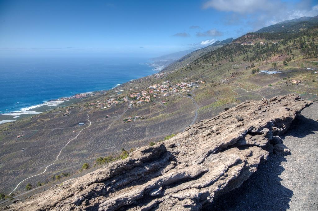 Die Süd Küste von La Palma