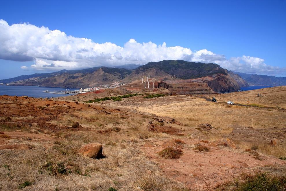 Die Südspitze Madeiras