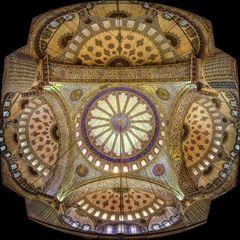 Die Sultan-Ahmed-Moschee