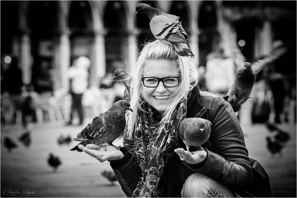Die Tauben von San Marco