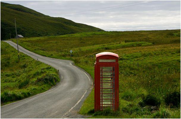 Die Telefonzellenstraße