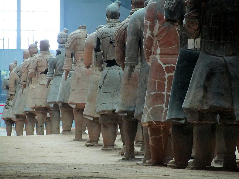 die Terracotta-Armee 2