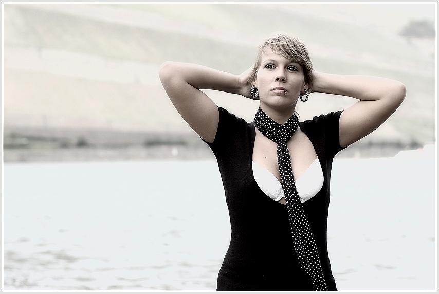 die Tochter der Fotografin :))))