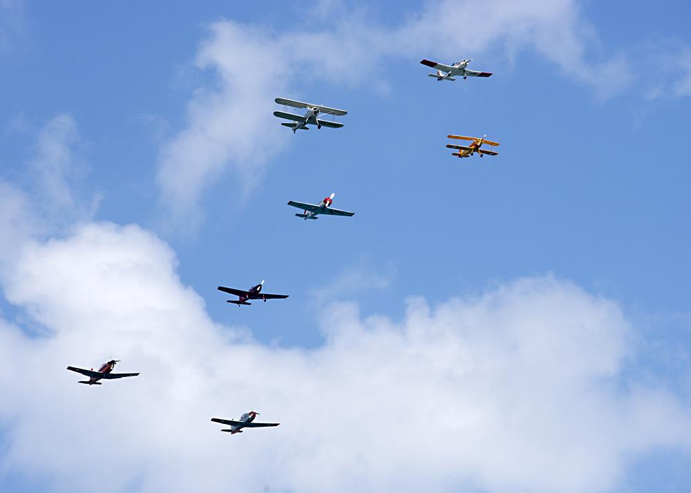 Die tollkühnen Männer mit den fliegenden Kisten