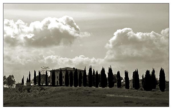 Die Toscana wie ich sie mag...